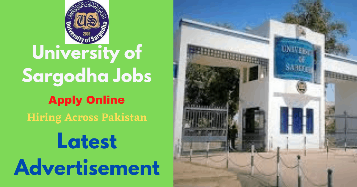 University of Sargodha( UOS)